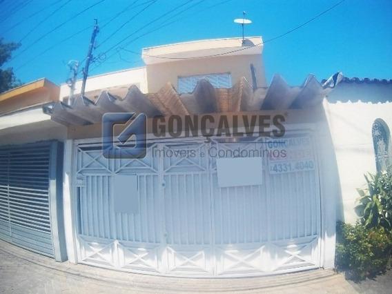 Venda Sobrado Sao Bernardo Do Campo Nova Petropolis Ref: 867 - 1033-1-86756