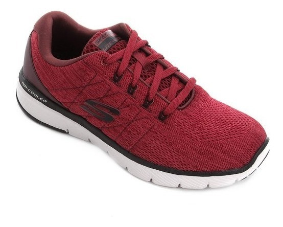 Tênis Skechers Flex Advantage 3.0 Masculino - Original