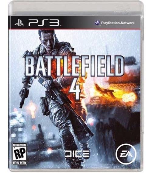 Battlefield 4 Bf4 - Mídia Física / Ps3