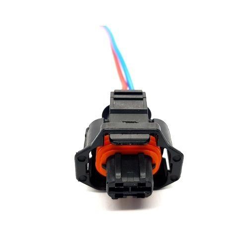 Plug Conector Reparo Sensor Detonação Corsa Celta S10 Meriva