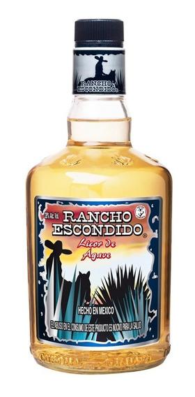 Licor De Agave Rancho Escondido 1.75 Lt