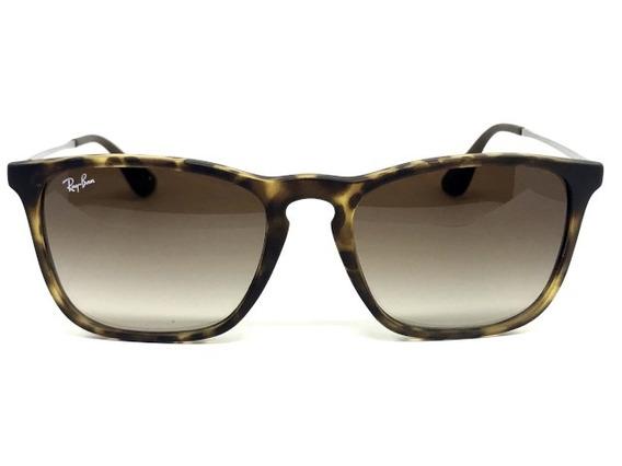 Oculos De Sol Ray Ban Chris Rb 4187l 856/13 54