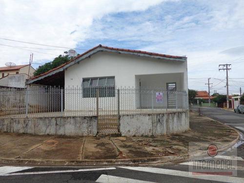 Casa Residencial À Venda, Parque Residencial Esplanada, Boituva. - Ca1178