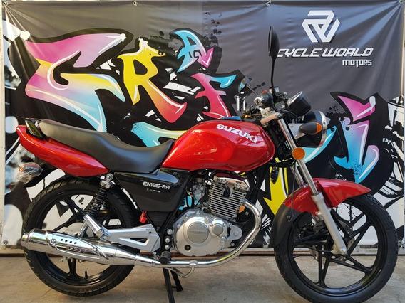 Suzuki En 125 0km 2019 Cycle World Motors Al 22/02