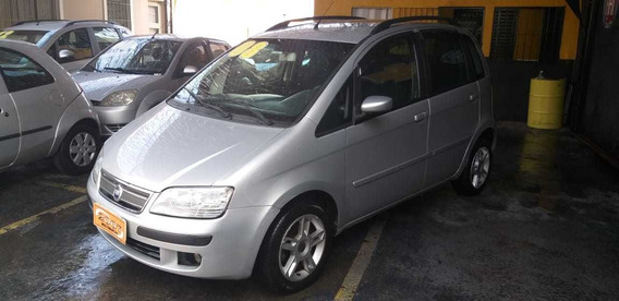 Fiat Idea 1.4 Elx Flex 2008 !!!