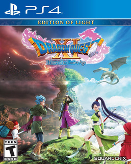 Dragon Quest Xi Echoes Of An Elusive Age: Edition Of Light