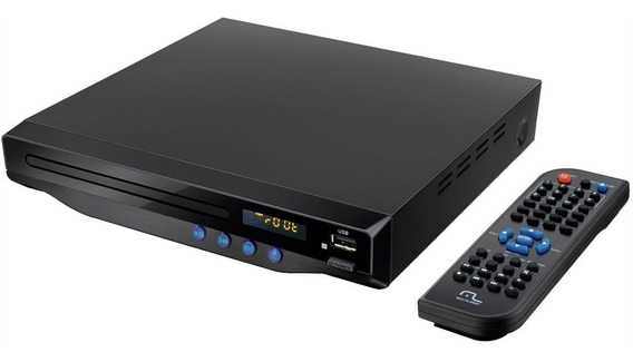 Dvd Player Com Saida Hdmi 5.1 Canais Sp193 Multilaser