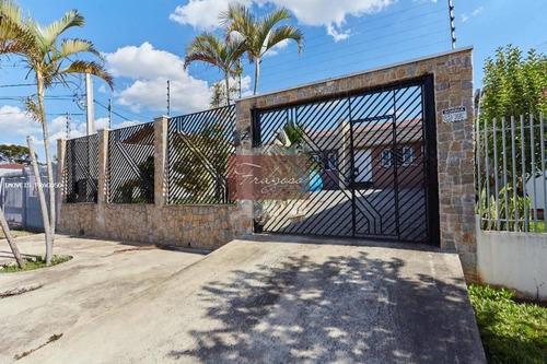 Imagem 1 de 15 de Casa Para Venda Em Curitiba, Novo Mundo, 3 Dormitórios, 2 Suítes, 4 Banheiros, 9 Vagas - 10.299_1-1028555