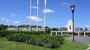 Venta -terreno - Haras Santa Maria- Interno