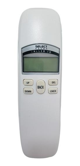 Telefono Pared Select Sound Identificador, Reloj, Alarma