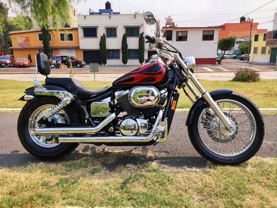 Honda Shadow Spirit Impecable