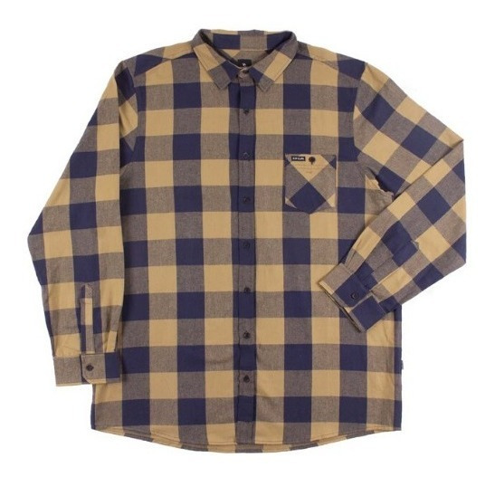 Camisa Rip Curl Flannel Check Sp