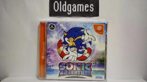 Sonic Adventure - Original Japonês - Dreamcast