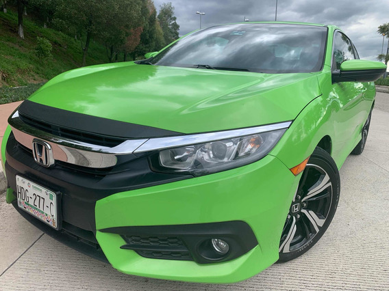 Honda Civic 1.5 Coupe Turbo At Cvt 2016
