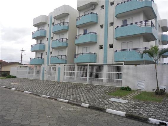 Apartamento Na Praia R$ 180 Mil Mongaguá C5152