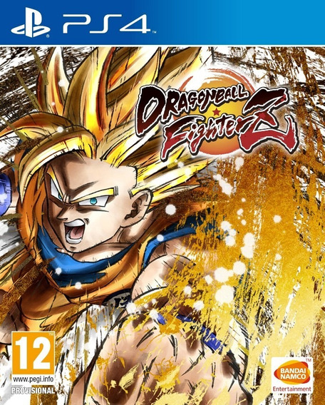 Dragon Ball Fighterz Z Ps4 Psn Original 1 Português