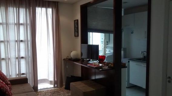 Duplex Com 52 M² Au, 1 Dormitório E 1 Vaga, Perdizes. - 3-im16066