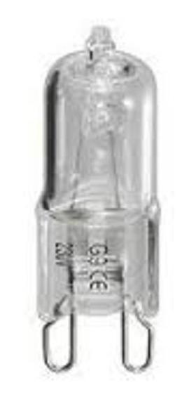 Lampada Halogena Bipino 60w 127v Clara Ourolux