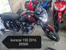 Kurazai 125 2016
