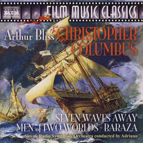 Christopher Columbus - Bliss Arthur (cd)