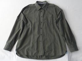 Combo 2 Camisas Tommy Hilfiger Brooksfield Original Tam: Gg