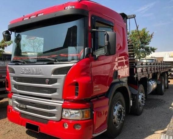 Scania P310 8x2 Bitruck 2013/13