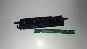 Teclado E Sensor Do Remoto Tv Sony Kdl-40ex655