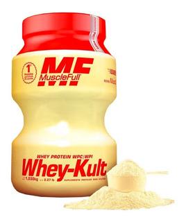 Whey-kult - 1,030g - Muscle Full - A Pronta Entrega
