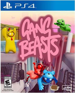 Gang Bestias - Playstation 4