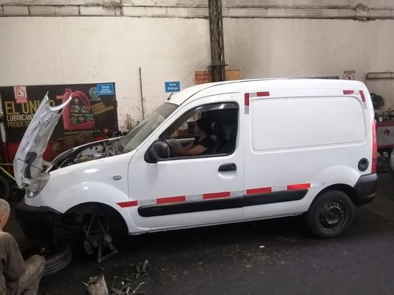 Camioneta Kangoo