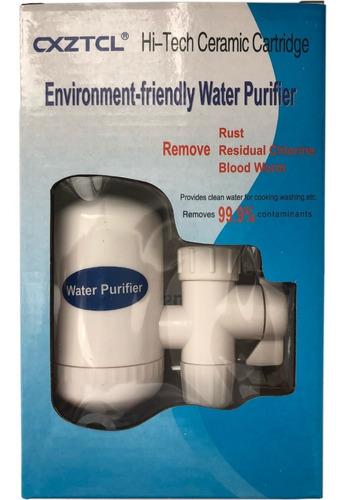 Filtro Purificador De Agua Bioenergético