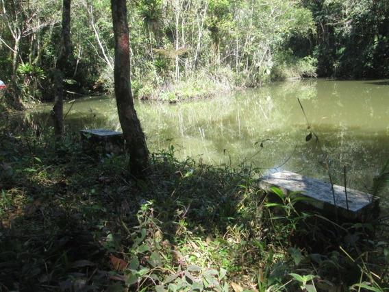 Maravilhoso Terreno Plano Com Lago...