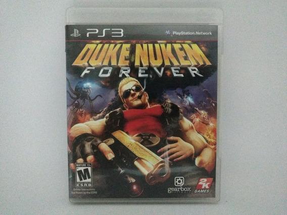 Jogo Ps3 Duke Nukem Forever Mídia Física