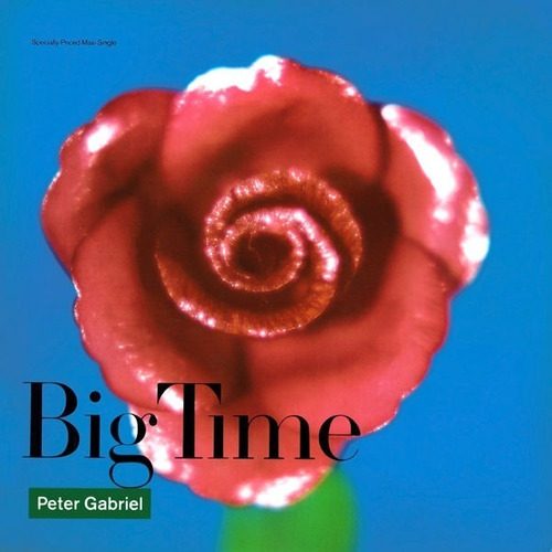 Peter Gabriel - Big Time (12  Sellado)