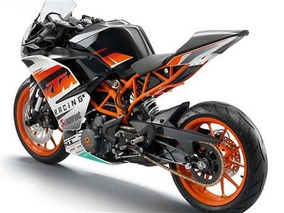 Ktm Rc 200 Versión Racing Modelo 18 Financiación 50% Tasa 0