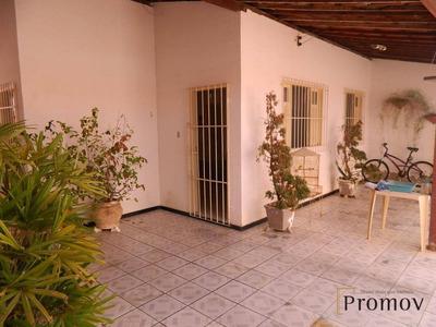 Belíssima Casa No Brisas Mar - Ca0381