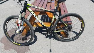 Bicicleta Mosso Rodado 27.5 Talle 19