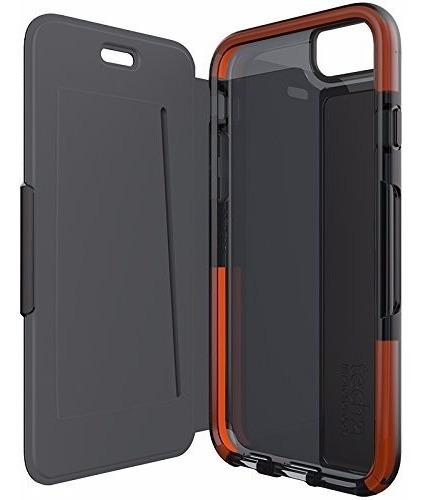 Forro iPhone 6 Plus Tech-21 Classic Check Flip Cover