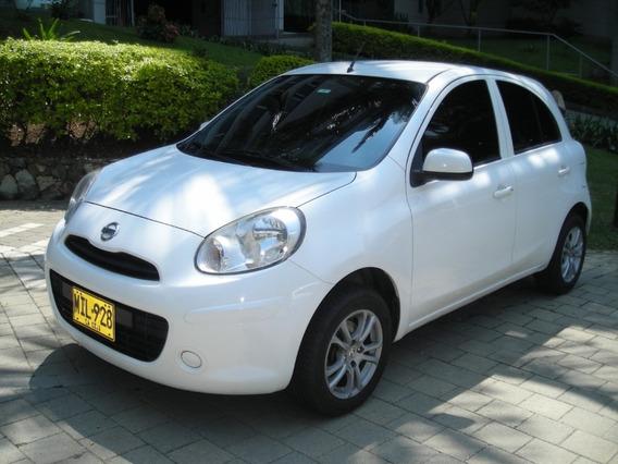 Nissan March 1.6 Active 2015 Mecanico