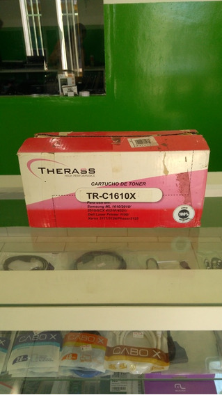 2x Toner Para Impressora Tr-c1610x
