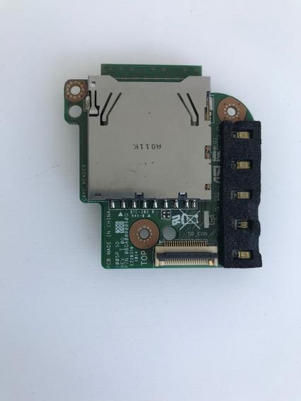 Placa Leitor De Cartão Netbook Asus Eee Pc 1005ha Frete 15,0