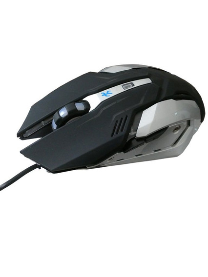 Mouse Gamer Luminoso Brx Usb 3200dpi Hv-ms803 Preto