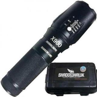Lanterna X900 100% Original Longo Alcance Potente E Garantia