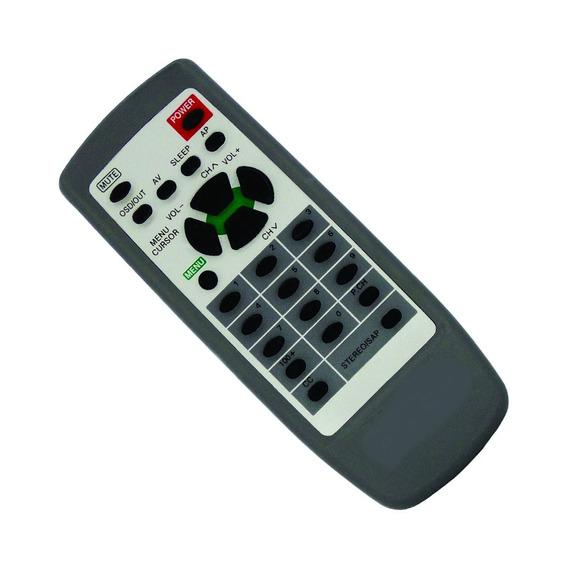 Controle Tv Aiwa Rc-zvt08 - 0390