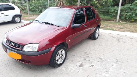 Ford Fiesta 1.0 Gl Zetec Rocam 2001 Básico