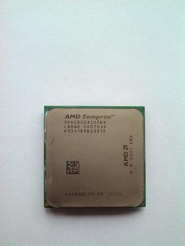 Imagem 1 de 2 de Processador Sempron 2800 Soquete 754