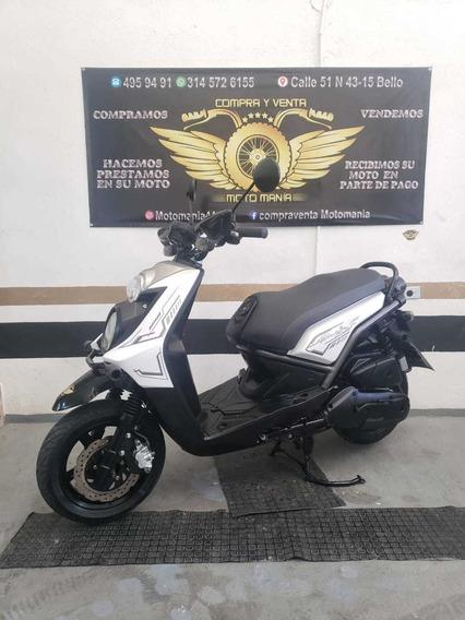 Yamaha Bws X 125 Mod 2014 Al Día Traspasó Includio