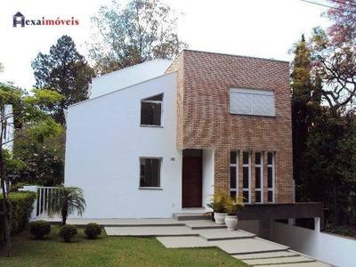 Casa Com 3 Dorm. 1 Suite P/alugar, 235 M² Por R$ 5.000/mês - Morada Dos Pássaros - Barueri/sp - Ca0456