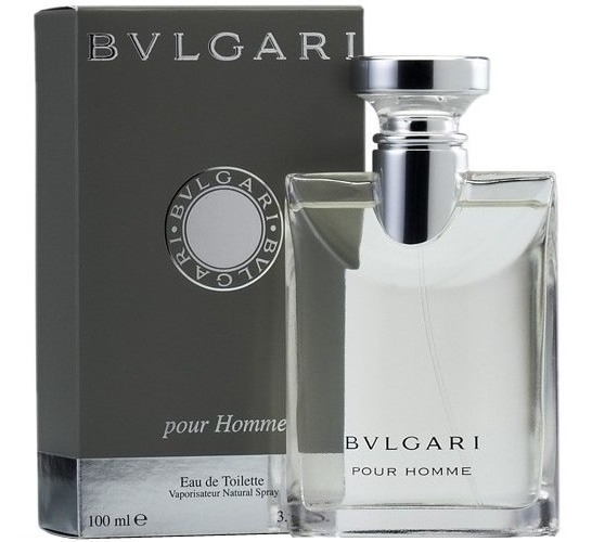 Perfume Bvlgari Pour Homme Amostra Decant De 2ml Bulgari