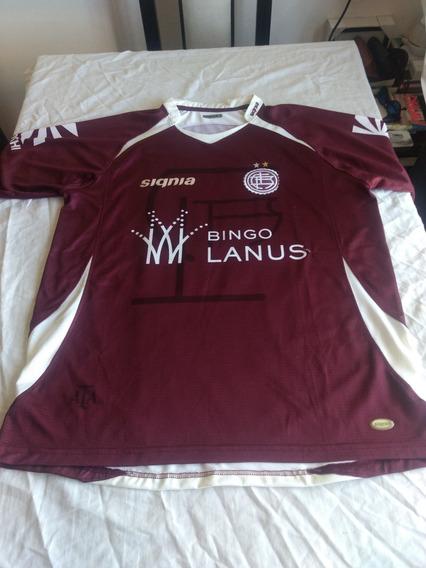 Camiseta De Lanús Temporada 2008 Emir Faccioli